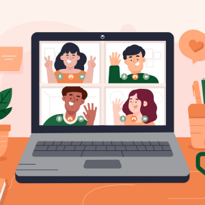 Virtual team building